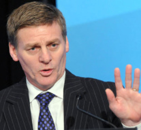 Bill English chosen as New Zealand's prime minister