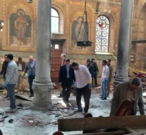 Egypt: 25 killed by bomb blast near St Mark's Cathedral