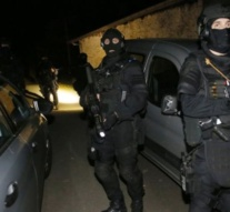 French and Spanish police arrest five over 'Basque Eta arms cache'