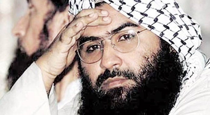 India indicts JeM chief Masood Azhar over Pathankot attack
