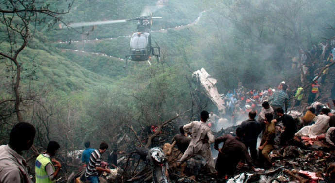 Austrian, Chinese victims of PIA crash worked on hydropower project for Andritz group