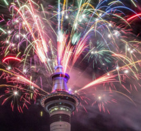 New Zealand's Auckland becomes first major city to welcome 2017