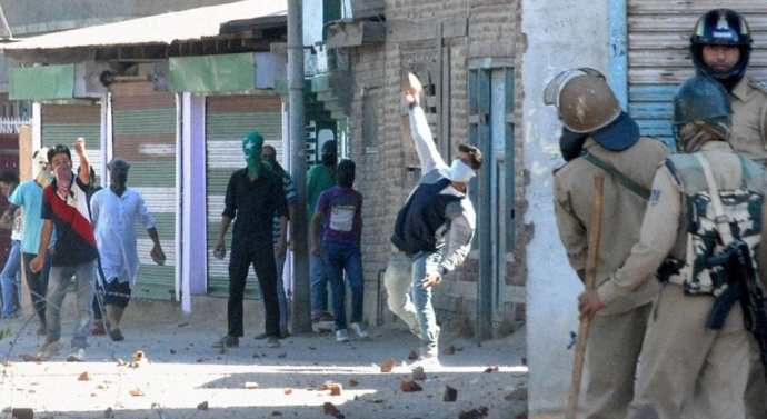 J &K Human Rights Commission Seeks Report on Kashmir Unrest