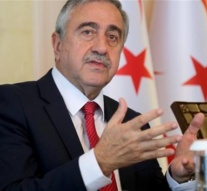 Turkish Cypriot President says Greek Cypriot map unacceptable