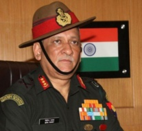 Indian army chief refuses to rule out surgical strikes against Pakistan