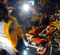 39 killed in terror attack on famous night club in central Istanbul