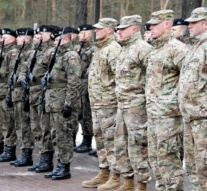 US troops enter Poland, 1st deployment at Russia's doorstep