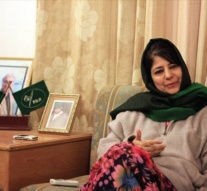 Mehbooba sees Kashmir as hub for Central Asia trade