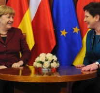 Leaders of Germany, Poland holds talk on EU's future