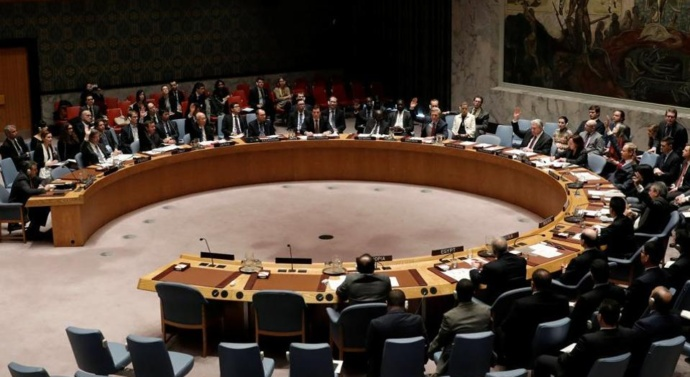 Russia, China veto UN resolution on Syria sanctions over chemical gas attacks