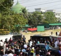 Suicide attacker targets Bangladesh army camp