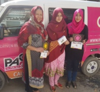 Pink taxi: Women-only service to be launched in Karachi, Pakistan