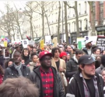 Thousands take part in anti-police brutality march in Paris