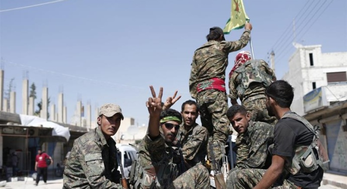 Syrian Kurds say Russia to build base in Afrin