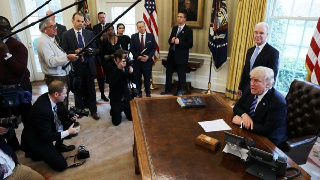 Trump forced to withdraw healthcare bill in humiliating loss