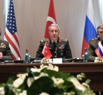 Turkey, Russia, US army chiefs discuss anti-ISIL steps