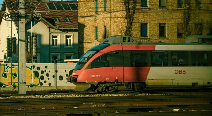 Two trains collide at station in Vienna, 9 injured