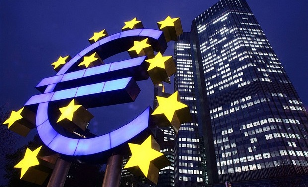 "ECB says eurozone recovery ""increasingly solid"""
