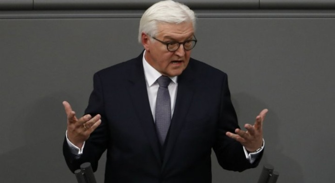 Internet anyonymity should be banned, says German president