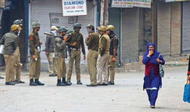 Kashmir: Black day for democracy