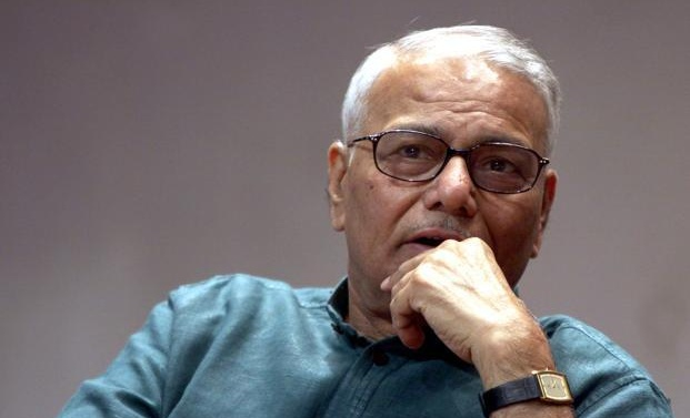 Kashmir: Yashwant Sinha calls for immediate dialogue with Kashmir separatists