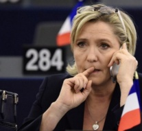 France asked EU parliament to lift Le Pen immunity in fake jobs probe