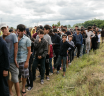 Pakistani, Afghan migrants rounded up in Serbia