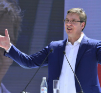 Serbia elects Prime Minister Aleksandar Vucic as president