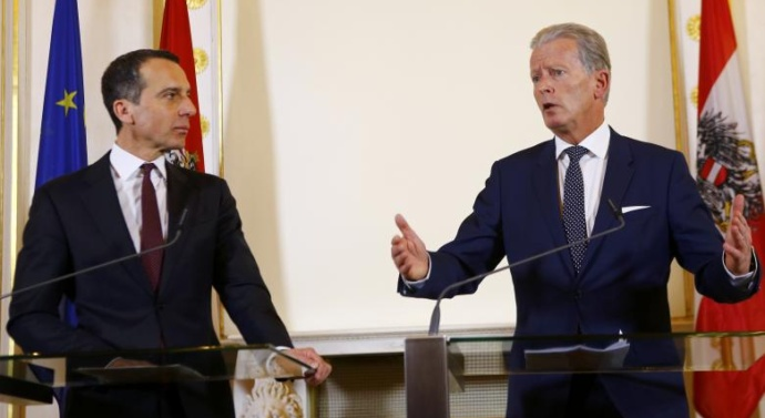 Early elections to be held in Austria after coaltion breaks down