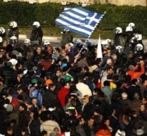 Pensioners march ahead of Greek parliament vote on more austerity