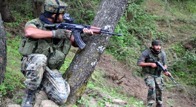 Kashmir: 2 militants killed in Kupwara