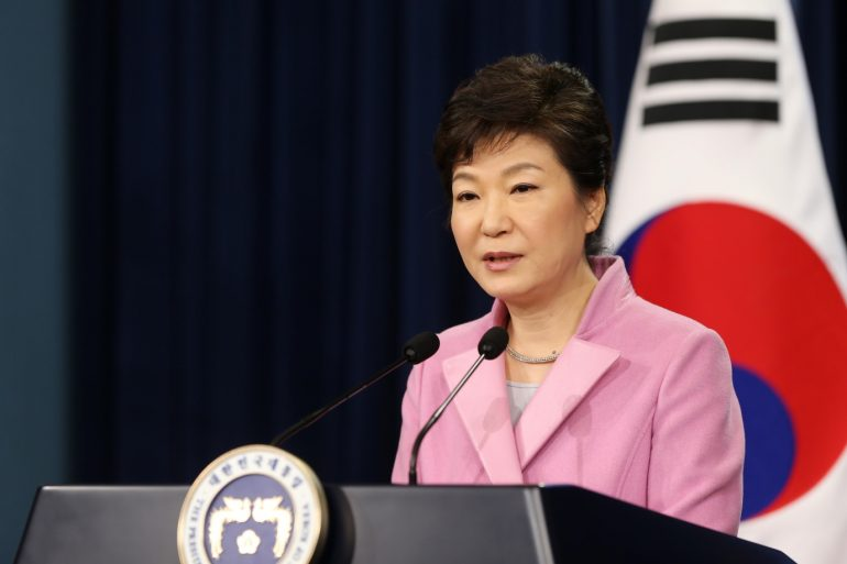 Ousted South Korean President Park goes on trial