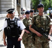 Up to 3,800 soldiers could be deployed on Britain's streets after Manchester attack