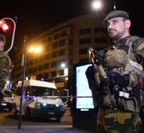 Suspected suicide bomber shot at Brussels railway station