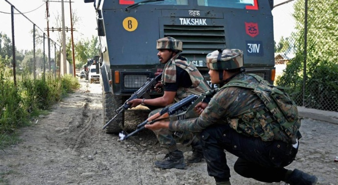 Kashmir: 6 policemen killed in ambush by militants at Achabal in Anantnag, LeT claims attack