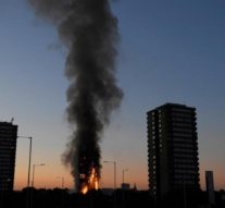 London inferno death toll rises to 30
