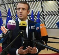 Removing Assad no longer priority in Syria: Macron
