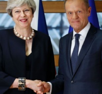 EU Tusk says UK PM May's offer on citizens rights below our expectations