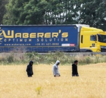 France: Toddler among 26 migrants found in refrigerated lorry near Dunkirk