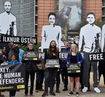 Germany, Sweden protest to Turkey over jailing of activists