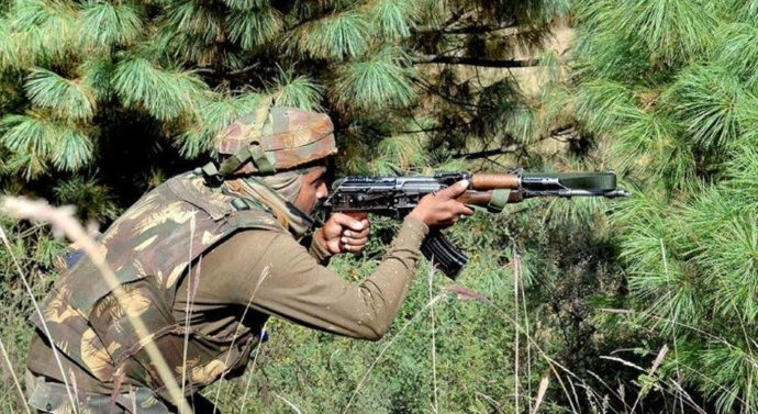 Kashmir: Militant killed as Army foils infiltration bid in Kupwara district