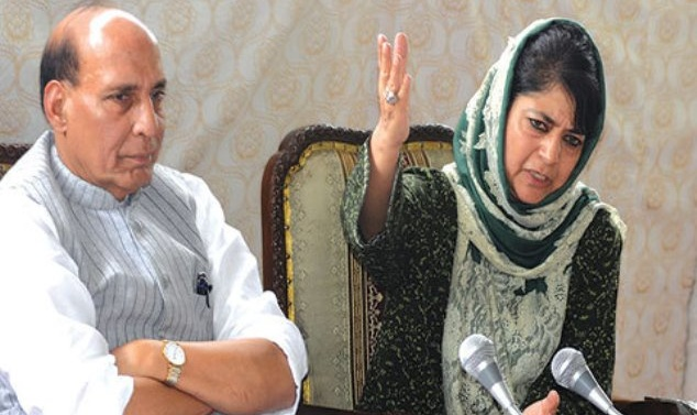 China meddling in Kashmir: Mehbooba