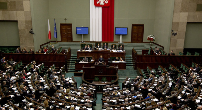Poland set for protest after controversial judiciary bill approved