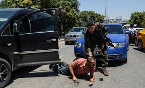 Turkey detains 44 in anti-terrorist operations, including bomb attack planners