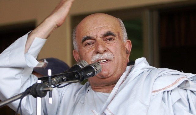 Pakistan should 'pull out' of Kashmir first, suggests Achakzai