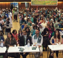 Austria: Pakistani community celebrated 70th Independence day in Vienna