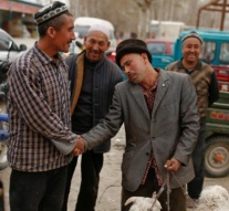 """China official says Xinjiang's Muslims are """"happiest in world"""""""