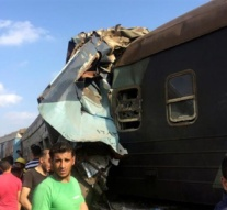 Egypt train collision leaves at least 36 dead