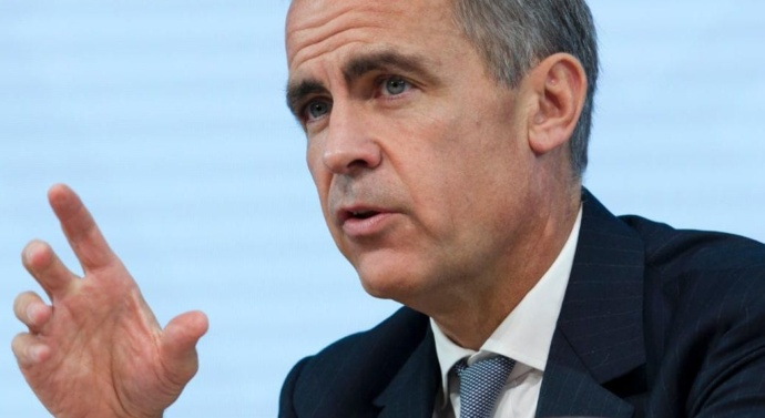 UK: Carney warns Brexit uncertainty is building