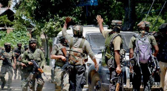 Kashmir's longest surviving militant Abdul Qayoom Najar killed in Uri